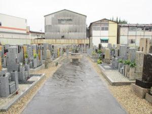 京都市伏見区_淀美豆町墓地