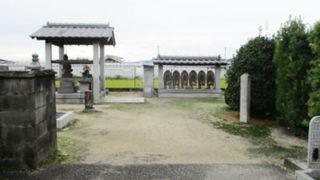 京都_上奈良墓地