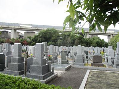 京田辺市営大住霊園のお墓