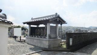 京都_東区墓地(河原極楽寺墓地)