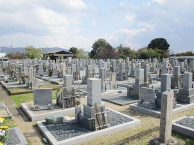 京田辺市河原野色墓地のお墓