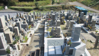 京都_松井墓地