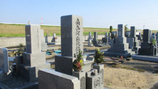 京都_祝園墓地