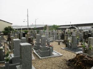 京都_美豆町墓地