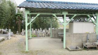 京都_草内区墓地