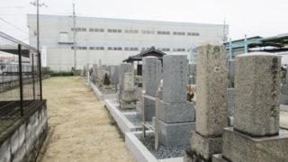 京都_里上津屋区浜上津屋区墓地