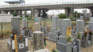 京都_際目町墓地