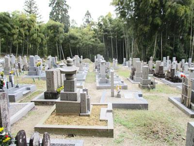 京田辺市にあるお墓、興戸山添墓地