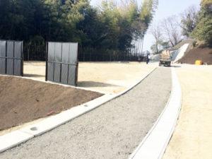 京都市伏見区にあるお墓、市営深草墓地