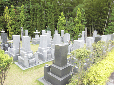 伏見区にあるお墓、イーガーデン東山
